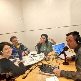 Inauguración de la radio de La Morada de Getafe