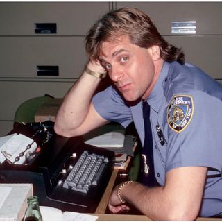 Was Eddie Money ever A NYC Police Officer?