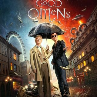 TV Party Tonight Good Omens Review (Amazon Prime Series)