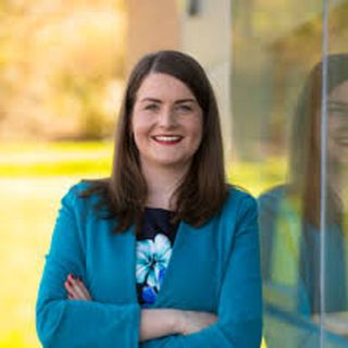 Hot Desk: Dr Aisling O'Neill