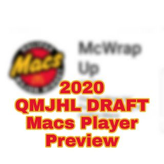 Macs Q Draft Eligible 2020