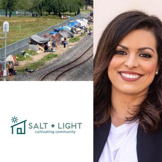 Helping People Who Are Homeless - Adrianne Hillman on Big Blend Radio