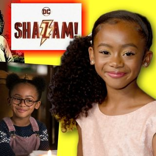 #310: Faithe Herman on her role as Darla in the superhero hit, SHAZAM!