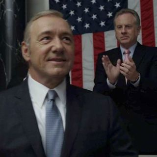 "House of Cards ""Speaker of the House"" Mike Lyons"