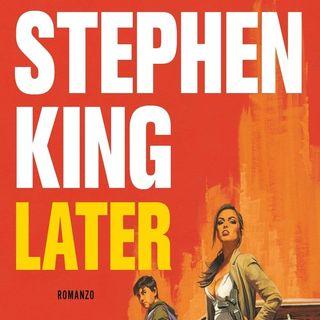 """Stephen King: Jamie ha solo quattro anni quando vede il suo primo cadavere, e ci parla. Un """"dono"""" che lo metterà nei guai negli anni..."""