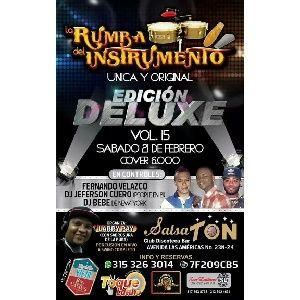 La Rumba Del Instrumento Vol 15 Sab 21fe