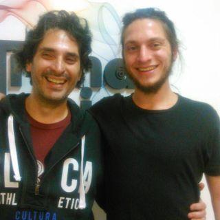Noche de letras 2.0, #70, con Fede López