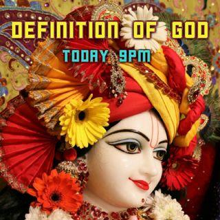 A Definition Of God   Episode 3