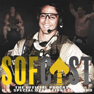 S2E2 Green Beret MSG Tim Kennedy - Motivation, Drive, and Expanding Freedom!