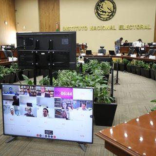 INE pospone elecciones por Covid-19