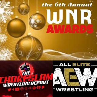 WNR321 WNR AWARDS AEW