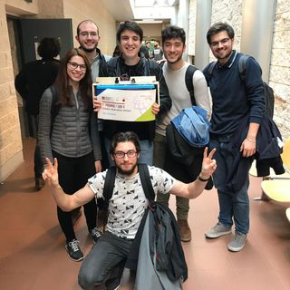 RomeCup 2019: il team Neurorace vince il contest Bci