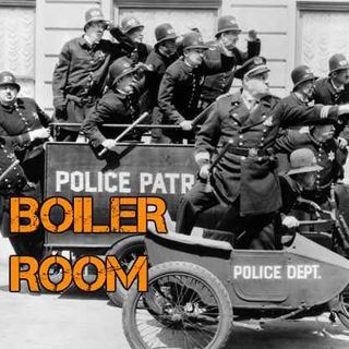 Gun Control & Propaganda vs. Boiler Room - EP #151