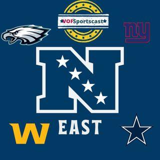 NFC East breakdown/Watson 22/ Paul Pierce loses job