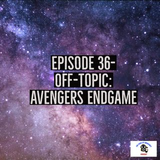Off Topic-Avengers End Game