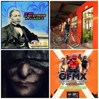 "Gran Fondo MX, ""Lo que el viento a Juárez"", It Chapter Two, Recomendaciones Series, NFL Semana 3."