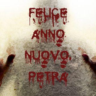 FELICE ANNO NUOVO, PETRA Creepypasta ITA