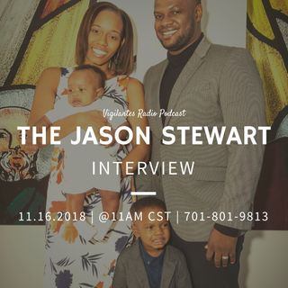 The Jason Stewart Interview.