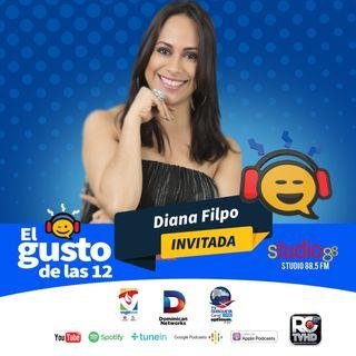 El Gusto de las 12-Episodio 5-Diana Filpo