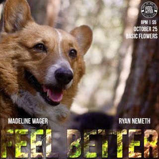 (LIVE) Madeline Wager + Ryan Nemeth