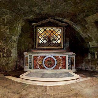 Il carcere di Pietro e Paolo a Roma