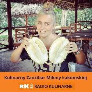 15. Kulinarny Zanzibar Mileny Łakomskiej