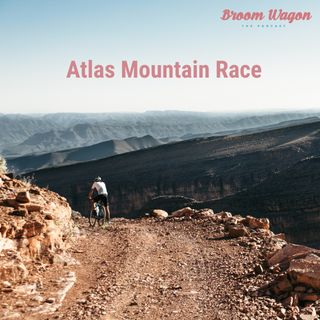 NELSON TREES AND THE ATLAS MOUNTAIN RACE #ULTRAENDURANCE