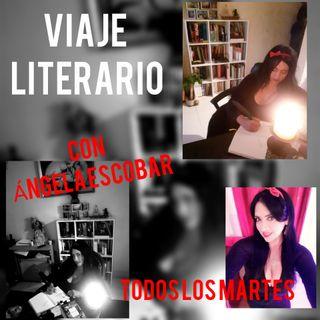 Viaje Literario con Ángela Escobar