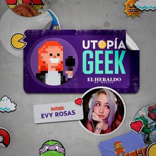 Recomendaciones de videojuegos de terror y Cosplay con Evy Rosas