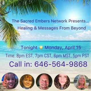 Healing & Messages From Beyond