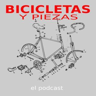 Bicicletas y piezas