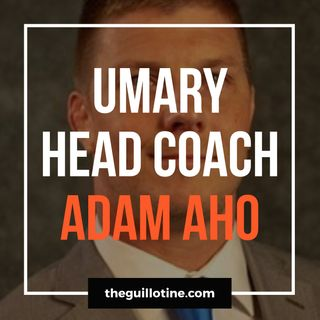 UMary head wrestling coach Adam Aho is burning the boats and building a program in Bismarck - GG49
