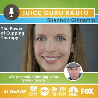 ep. 72: Guide to Modern Cupping Therapy with Shannon Gilmartin