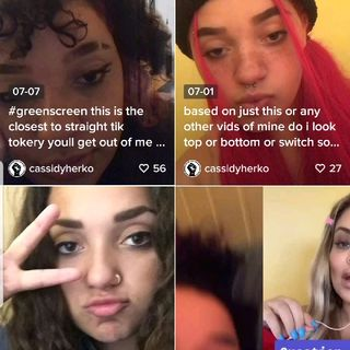 Dear YouTube Content Creators: Cassidy Herko Is A Dangerous TikTok & YouTube Troll Who She Needs To Be Reported ASAP
