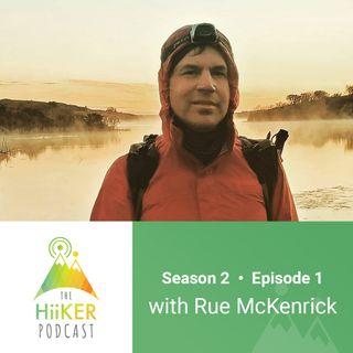 Season 2 episode 1 - Rue McKenrick