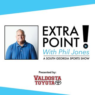 Extra Point With Phil Jones 8/13/2020 Featuring Dr. Robin Hines, Jake Garcia, Justin Rogers, and Dean Fabrizio