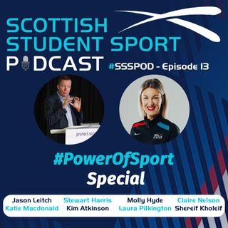 Episode 13 | The 'Power of Sport' Special