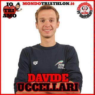 Passione Triathlon n° 123 🏊🚴🏃💗 Davide Uccellari