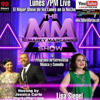 TONIGHT !! INVITADA LISA SIEGEL -MUSICA ENTREVISTAS Y COMEDIA