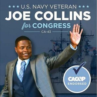 The Chauncey Show-Episode 84 Meet Joe Collins former US Congressional Candidate