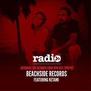 Beachside Records Radioshow Episode # 001 by Ketami
