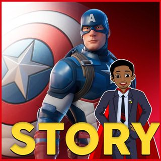 Captain America - Sleep Story