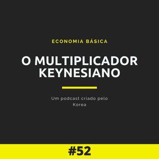 Economia Básica - O multiplicador Keynesiano - 50