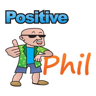 World Mental Health Day. A Smile Can Change Someones Life. Chuck Rockey, Super Life Coach is on the Positive Phil Show