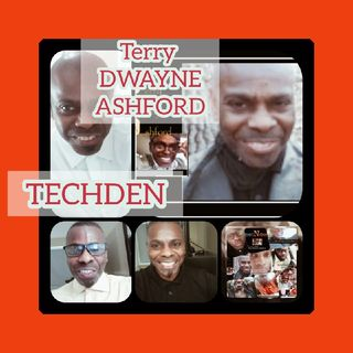 Terry Dwayne Ashford - WALKING THE TALK W/Terry Dwayne Ashford 101621.2300p.live