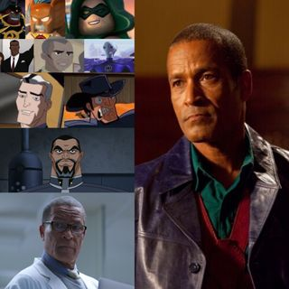 Impossible Interviews: Phil Morris - Part 2: Into the DC-Universe
