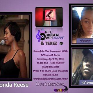 Lashonda Reese on Brunch in the Basement with JaVonne & Terez