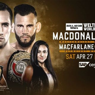 Preview Of Bellator 220! Headlined By Rory McDonald V Jon Fitch For Welterweight Title In The WWGP Plus Women's Flyweight Titlefight Aswel!!