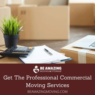 Commercial Relocation Services Under Your Budget