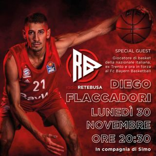Diego Flaccadori Special Guest from Bayern Basketball